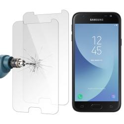 Skärmskydd - Samsung Galaxy J3 (2017) - Härdat Glas / Skyddsglas
