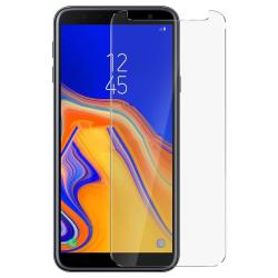 2-Pack Skärmskydd - Samsung Galaxy J4 Plus - Härdat Glas
