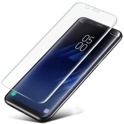Skärmskydd - Samsung Galaxy S8 Plus - Heltäckande Glas