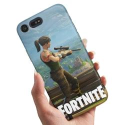 Sony Xperia X Compact - Skal / Mobilskal Fortnite
