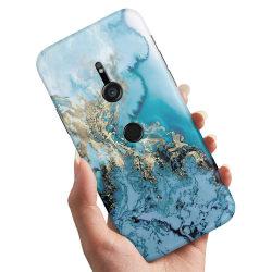 Sony Xperia XZ3 - Skal / Mobilskal Konstmönster