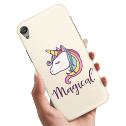 Sony Xperia Z5 Premium - Skal / Mobilskal Magisk Ponny / Unicorn