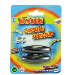 Surrande Magneter / Buzzing Magnets - Skapar ett surrande ljud Svart