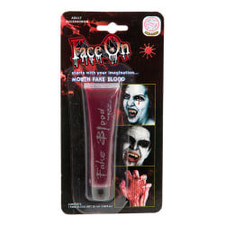 Teaterblod / Fake Blod 26ml - Halloween & Maskerad - Tub