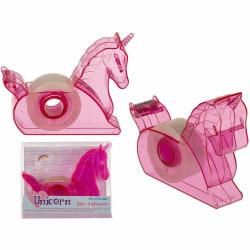 Tejphållare Enhörning / Unicorn - Hållare & Tejp Rosa