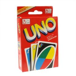 UNO Sällskapsspel / Spelkort / Kortspel - Spel till Resa