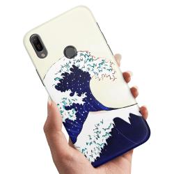 Xiaomi Mi A2 Lite - Skal / Mobilskal Flodvåg