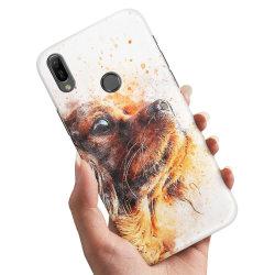 Xiaomi Mi A2 Lite - Skal / Mobilskal Hundvalp