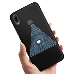 Xiaomi Mi A2 - Skal / Mobilskal Illuminati