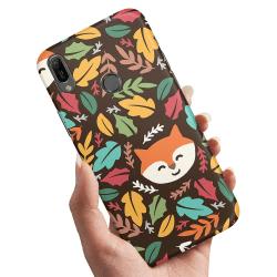 Xiaomi Mi A2 - Skal / Mobilskal Lövmönster