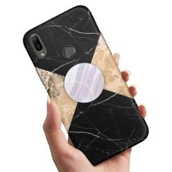 Xiaomi Mi A2 - Skal / Mobilskal Marmor