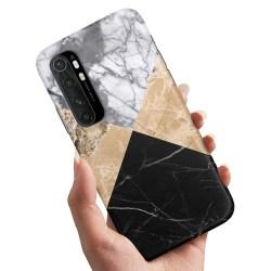 Xiaomi Mi Note 10 Lite - Skal / Mobilskal Marmor