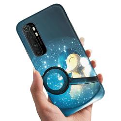 Xiaomi Mi Note 10 Lite - Skal / Mobilskal Pokemon