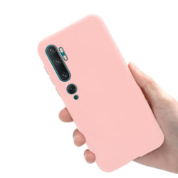 Xiaomi Mi Note 10 - Skal / Mobilskal Lätt & Tunt - Ljusrosa Ljusrosa