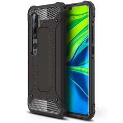 Xiaomi Mi Note 10 - Skal / Mobilskal Tough - Svart Svart