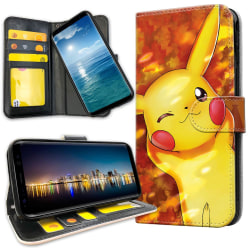 Xiaomi Redmi Note 9 - Mobilfodral Pokemon