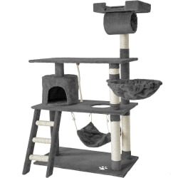 Katt klösträd / klösmöbel Martin grå