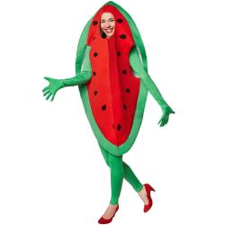 Maskeraddräkt Vattenmelon Red M