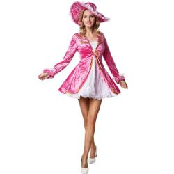 Pink piratlady Pink XL