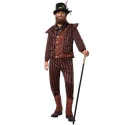 Steampunk-gentleman Brown S