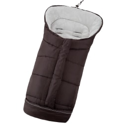 tectake Åkpåse med termofoder Brun