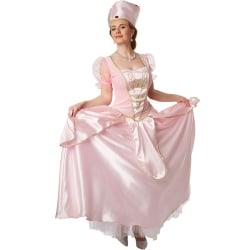 tectake Dräkt Prinsessan Törnrosa Pink XXL