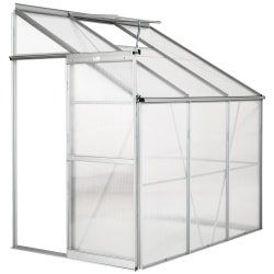 Väggväxthus Transparent