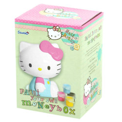 Hello Kitty - Måla din egen Sparbössa
