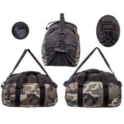 Hi-Tec kamouflage träningsväska - väska