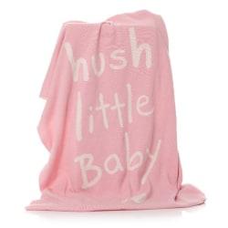 Hush Little Baby Babyfilt Fleece - 90 x 70 cm