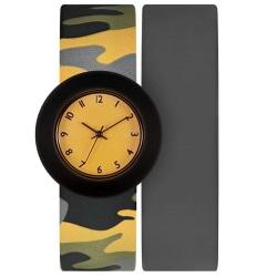 Kamouflage Barnklocka set - Klocka och armband