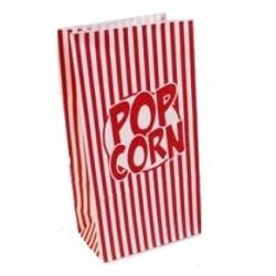 Popcornpåsar 24-pack , påsar till barnkalaset partyt popcorn