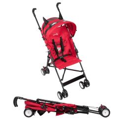 Ultralätt Kompakt Paraplyvagn Barnvagn - Rosa