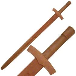 """1608 Tränings svärd av trä 38,5"""""""