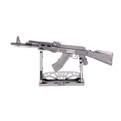 3D Pussel Metall - AK47