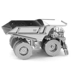 3D Pussel Metall - Berömda fordon - Dumper
