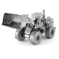 3D Pussel Metall - Berömda fordon - hjul-lastare
