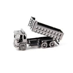 3D Pussel Metall - Berömda fordon - Lastbil med flak