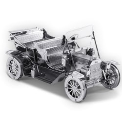 3D Pussel Metall - Berömda fordon - T-Ford / Ford Model T
