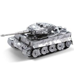 3D Pussel Metall - berömda fordon - TIGER I Stridsvagn