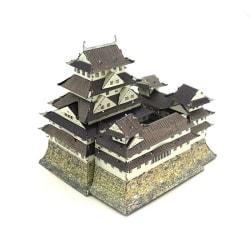 3D Pussel Metall - Berörmda byggnader - Himeji-jo slott