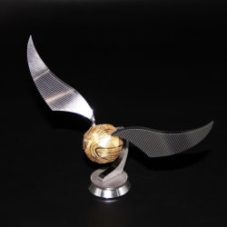 3D Pussel Metall - Harry Potter - golden snitch