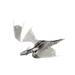 3D Pussel Metall - Harry Potter - gringotts dragon