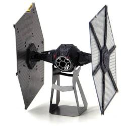 3D Pussel Metall - Star Wars - Starwars - Tie Fighter färg