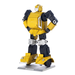 3D Pussel Metall -Transformers Bumblebee I FÄRG!