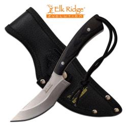 ELK RIDGE EVOLUTION - ERE-FIX012 - FULL TANG SKINNER KNIFE Svart