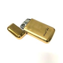 Gentelo Gas-tändare / stormtändare presentförpackning Guld