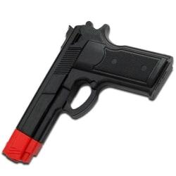 Master Cutlery - 3200BK - Tränings Pistol i Gummi Svart