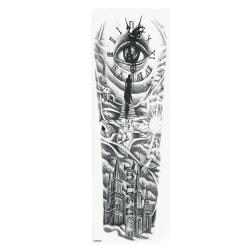 OBS STORLEK - 46 x 17 CM - Tatuering - June