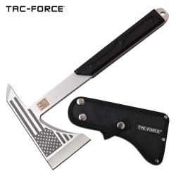 TAC-FORCE TF-AXE001S TACTICAL TOMAHAWK Svart